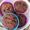 Blueberry OR Raspberry Gluten Free Muffins