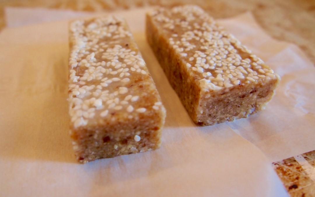 Nut & Seed Bars