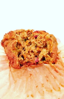 Picky Eater Approved: Veggie-Packed Muffins